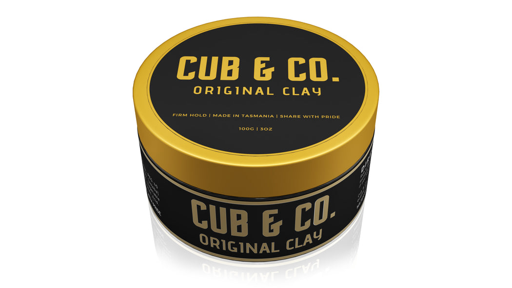 Cub and Co. Natural Grooming - Original Clay
