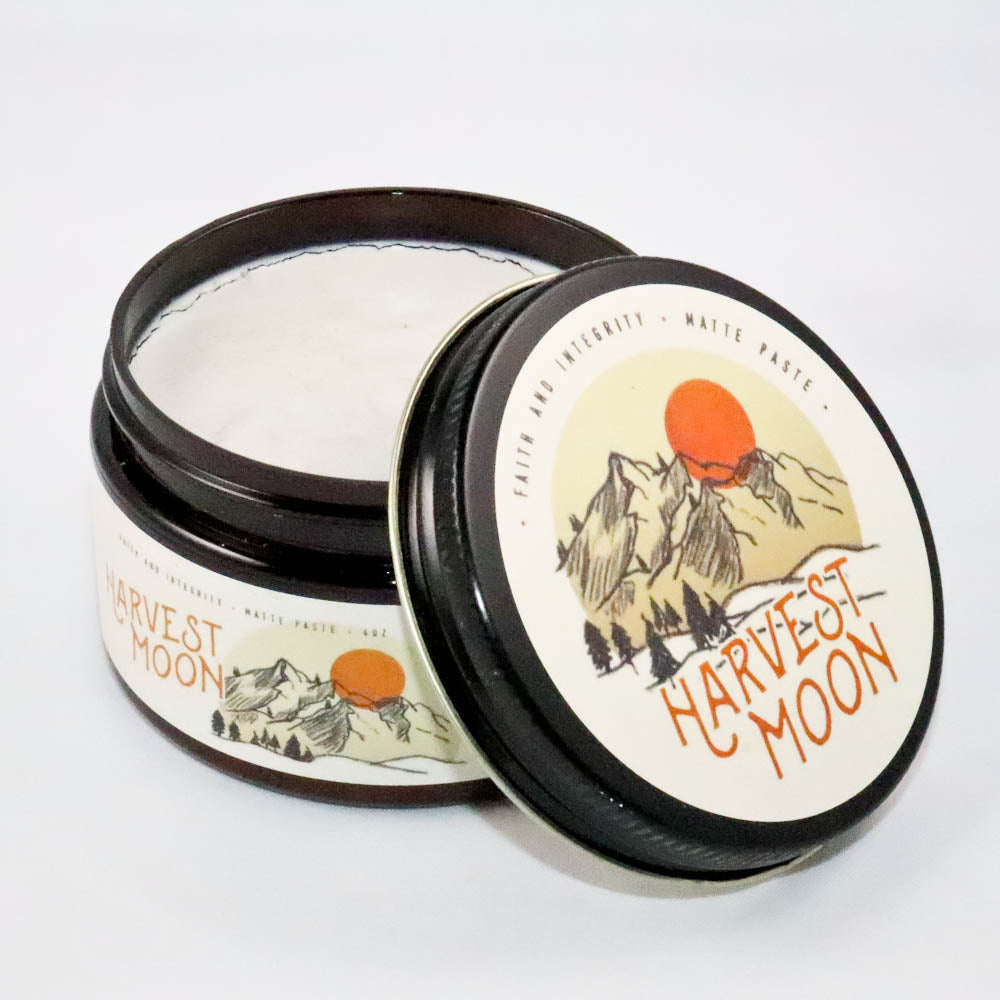 Faith and Integrity - Harvest Moon Matte Paste