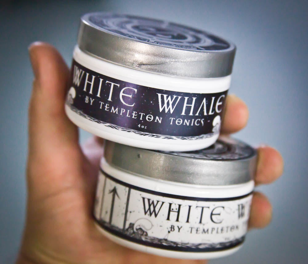 Templeton Tonics - White Whale Clay