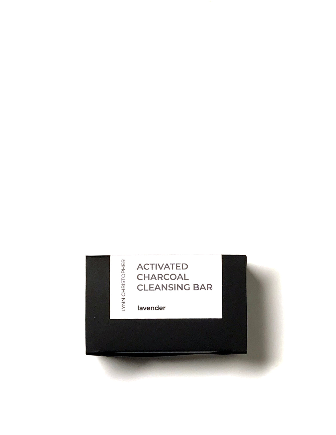 Activated Charcoal Purifying Bar