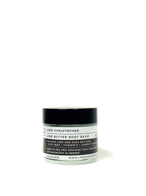 Lime Butter Body Balm #35