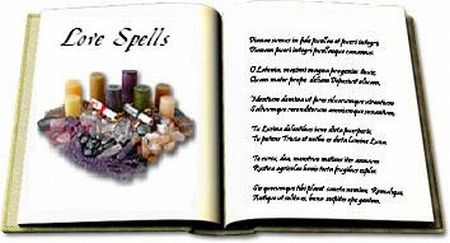love spell book