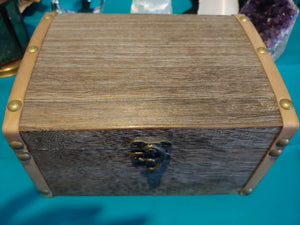 Keepsake Wooden Boxes ~ Box within a Box within a Box - Spiritual Magic Journey