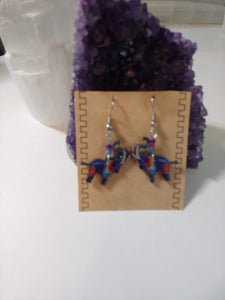 Handmade Elephant Earrings - Spiritual Magic Journey