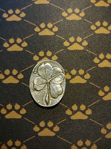 Lucky Clover Pocket Stone - Spiritual Magic Journey