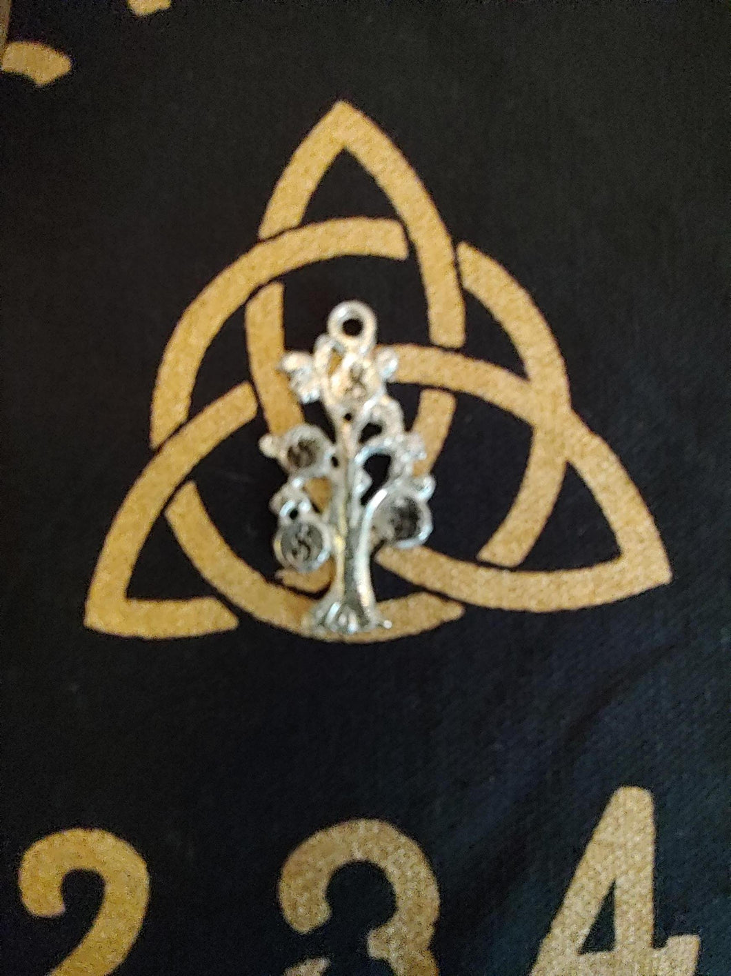 Money Tree Amulet - Spiritual Magic Journey