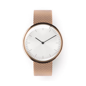 Montre CLUB or rose