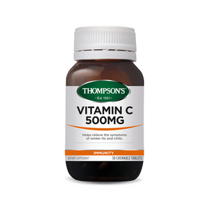 Thompson's Vitamin C 500mg Chew