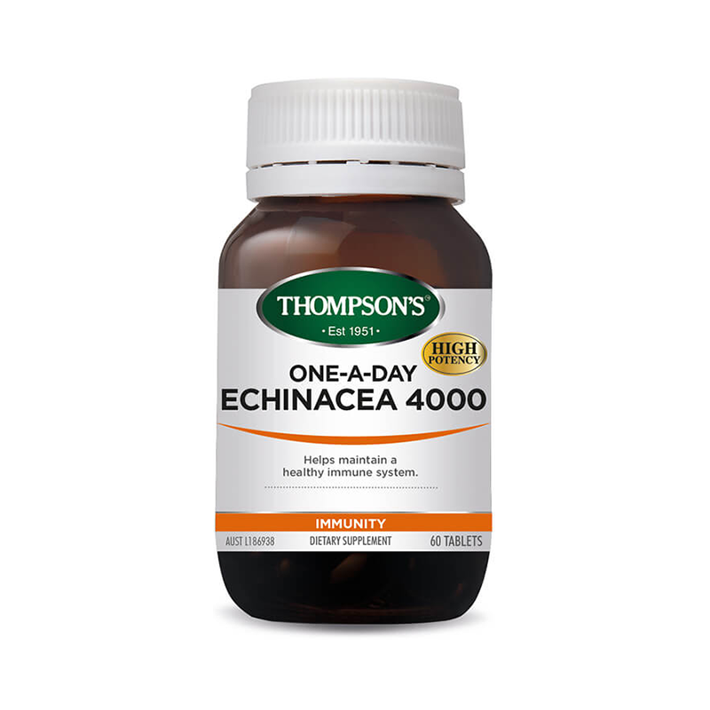 Thompson's Echinacea 4000mg One-A-Day