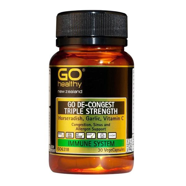 Go De-congest Triple Strength