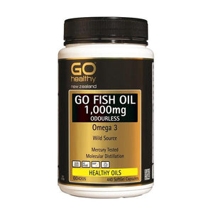 Go Fish Oil 1000mg