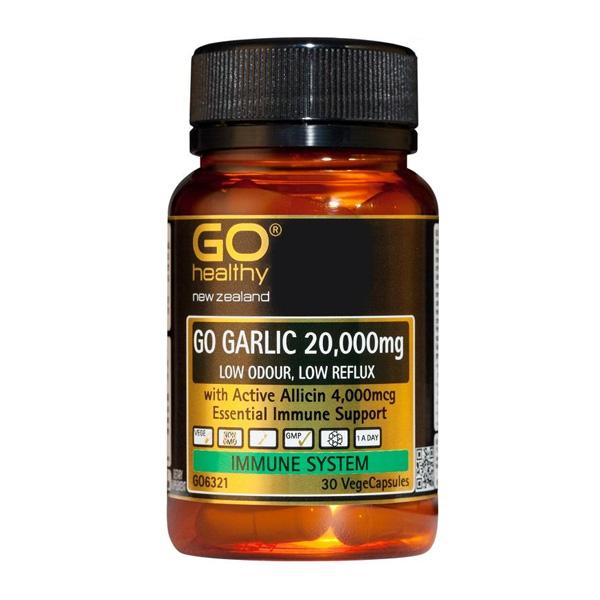 Go Garlic 20,000mg Low Odour