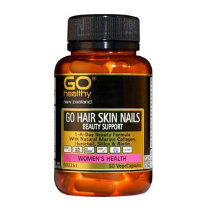 Go Hair Skin Nails Beauty Support