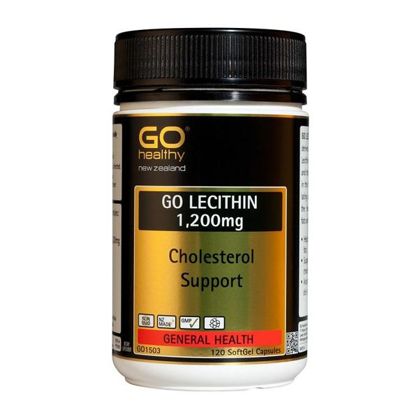 Go Lecithin 1200mg