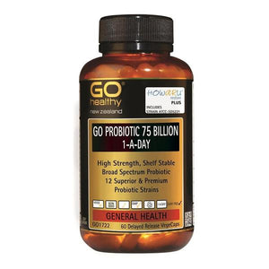 Go Probiotic 75 Billion