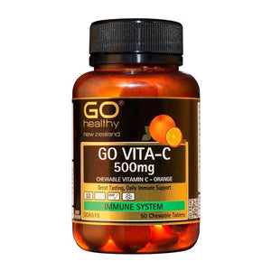 Go Vita-C 500mg Orange