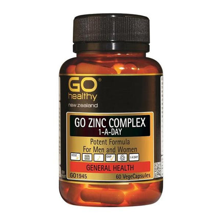 Go Zinc Complex One-A-Day