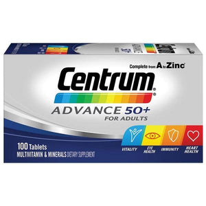 Centrum Advance 50 Plus