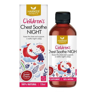 Harker Herbals Children's Chest Soothe Night