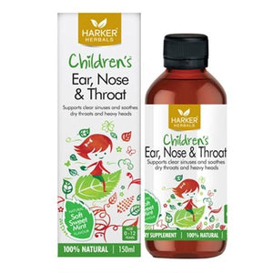 Harker Herbals Children's Ear, Nose & Throat