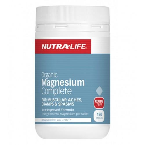 Nutra Life Magnesium Complete