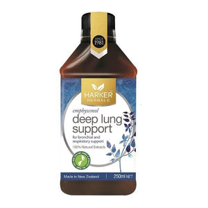 Harker Herbals Deep Lung Support