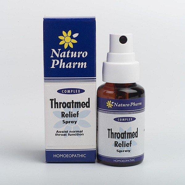 Naturo Pharm Throatmed Relief