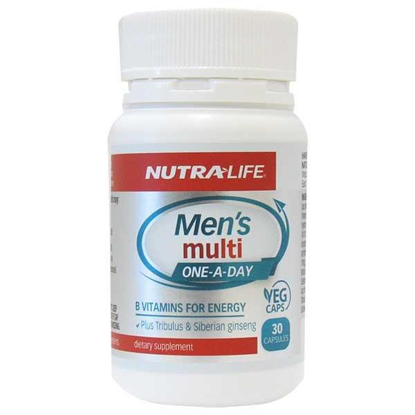 Nutra Life Men's Multi One-A-Day