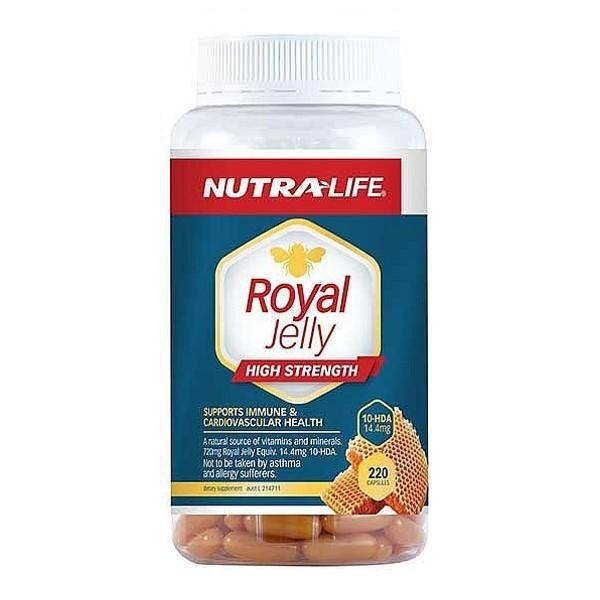 Nutra Life Royal Jelly 1200mg