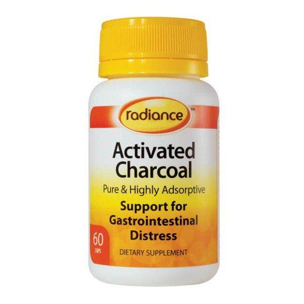 Radiance Activated Charcoal 260mg