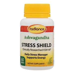 Radiance Ashwagandha Stress Shield
