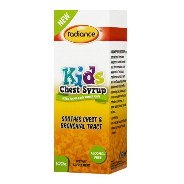 Radiance Kids Chest Syrup
