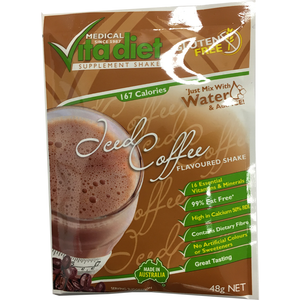 Vita Diet Iced Coffee Shake 48g