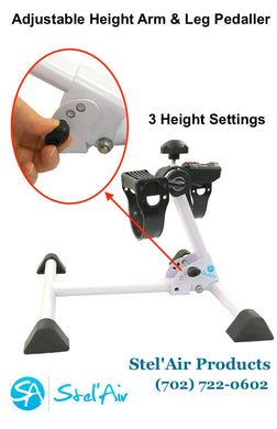 Adjustable Height Desk Cycle Classroom Exerciser VZ-342