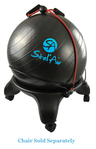Ball Chair Toning Bands MR-647