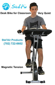 Stel'Air Student Desk Bike JL-824