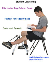 Stel'Air Under Desk Leg Swing for Kids VU-328