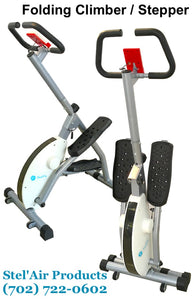 Portable Exercise Equipment – Stel'Air Products