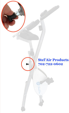 Stel'Air Desk Bike Pull Pin Replacement Part N9-6Q8