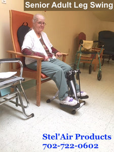 Senior Adult Stel'Air Leg Swing PL-487