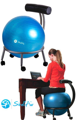 Custom Fit Balance Ball Chair BW-893