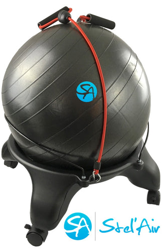 Stel'Air Sit-2B-Fit Total Body Toning Ball Chair TC-294