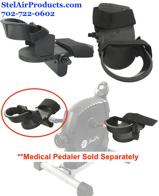 Medical Foot Pedal for Magnetic Trainers & Total Body Cycle BF-945
