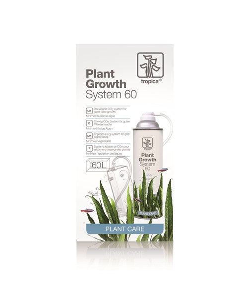 Tropica CO2 System 60 Set for Beginners