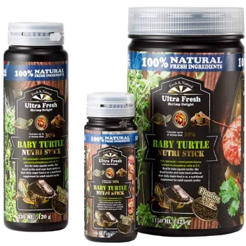 Azoo Ultra Fresh Baby Turtle Nutri Stick