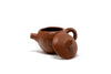 Individual teapot Natural clay from Oaxaca - TOCO MADERA - Handcraft shoe from Mexico - Handmade shoe