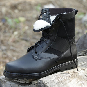 Indestructible Winter Tactical Boots - Bigtime Gadgets