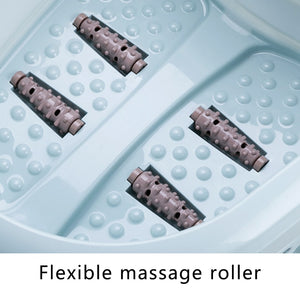 TravelBath™ Folding Foot Massage Spa Bath