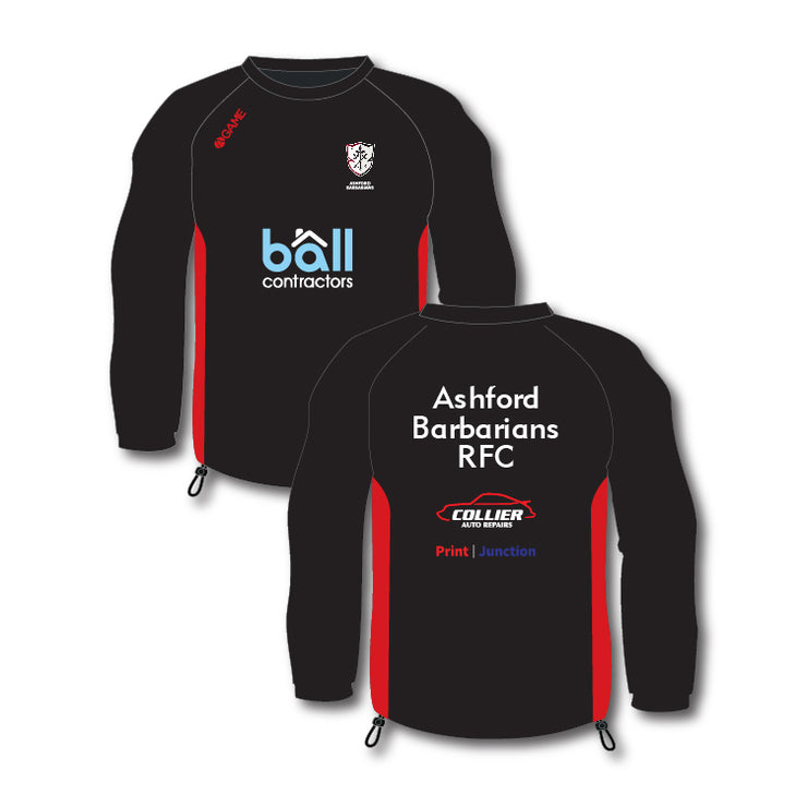 Ashford Barbarians RFC Adult Drill Top