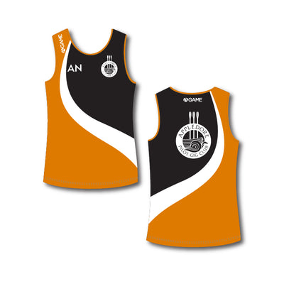 Appledore Mens Rowing Vest
